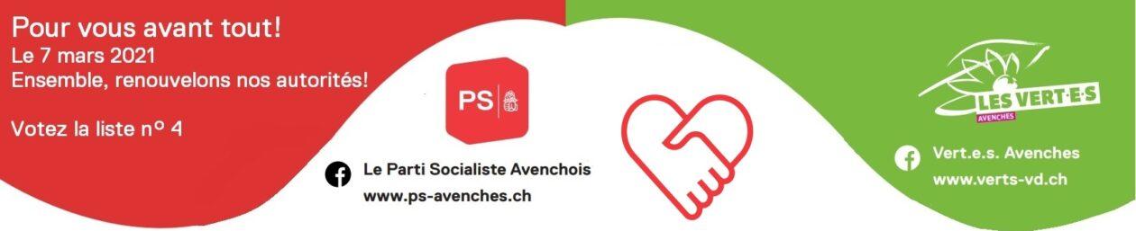 Parti socialiste Avenches
